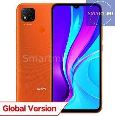 Xiaomi Redmi 9C 3/64Gb (Orange) Global Version