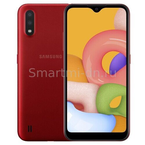 Samsung Galaxy A01 (2/16Gb) Red