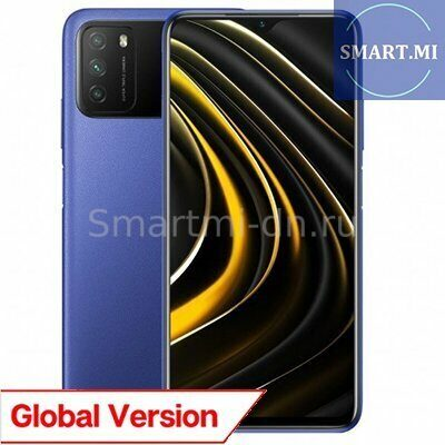 Xiaomi Poco M3 4/64Gb (Blue) Global Version