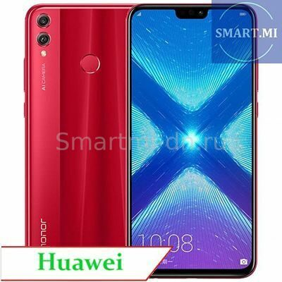 Huawei Honor 8X 4/64GB (Red)