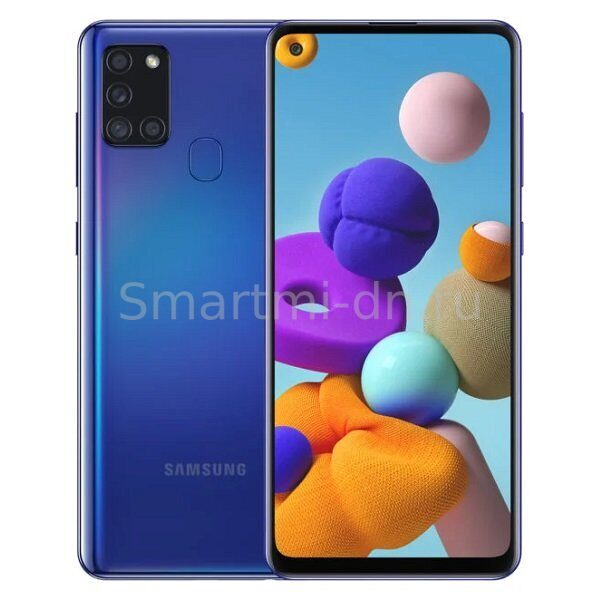 Samsung Galaxy A21s (3/32Gb) Blue