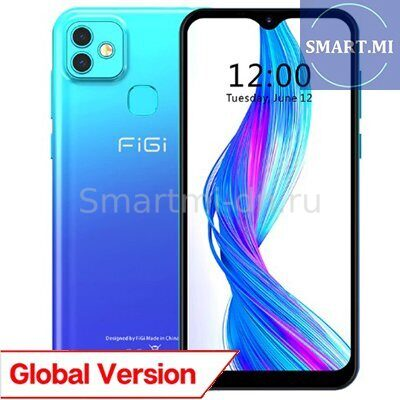 FiGi Note 1 3/32Gb (Global Version) Ocean blue